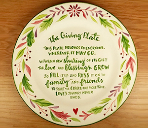 Snoqualmie The Giving Plate