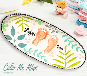 Snoqualmie Tropical Baby Tray